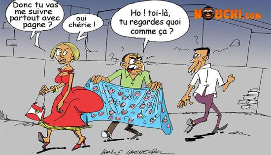 Ehh Affaire de jalousie !!!