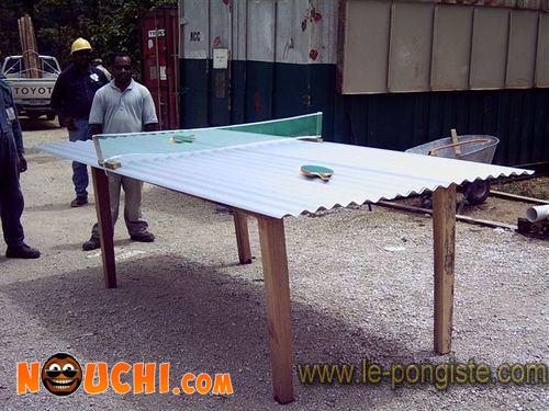 Table-africaine